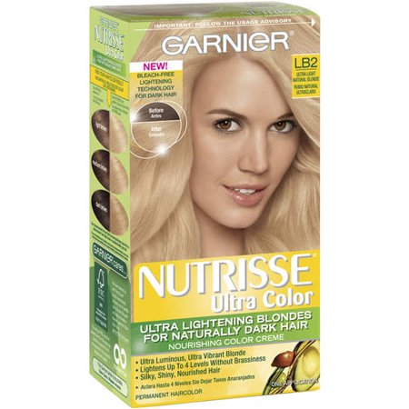 Garnier Nutrisse Ultra Color Intense Hair Color For Dark Hair  Walmartcom
