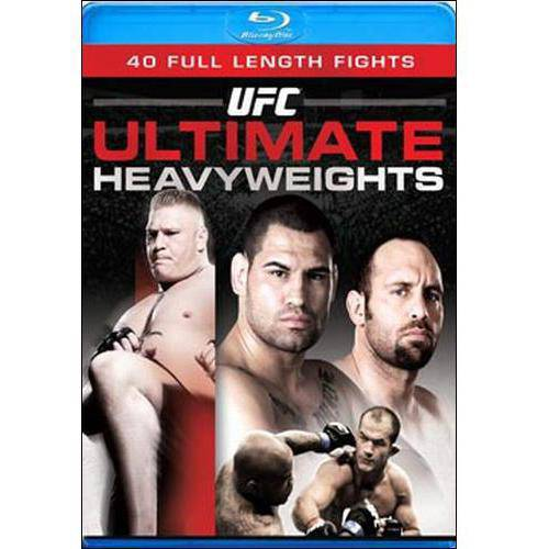 40 Full Length Fights: UFC Ultimate Heavyweights (Blu-ray) (Widescreen) by Anchor Bay Entertainment