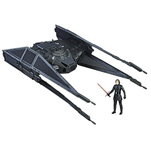 Star Wars Force Link Kylo Rens TIE Silencer & Kylo Ren (TIE Pilot) Figure by Hasbro