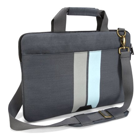 Targus Geo 15 6 Laptop Notebook Slip Bag Case Gray