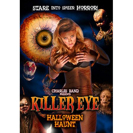 Killer Eye: Halloween Haunt (DVD)](Halloween Killer Name)