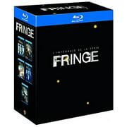 Fringe Complete Series - 20-Disc Box Set [ Blu-Ray, Reg.A/B/C Import - France ]