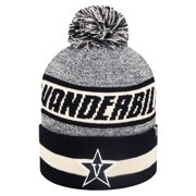 "Vanderbilt Commodores NCAA Top of the World ""Cumulus"" Striped Cuffed Knit Hat"