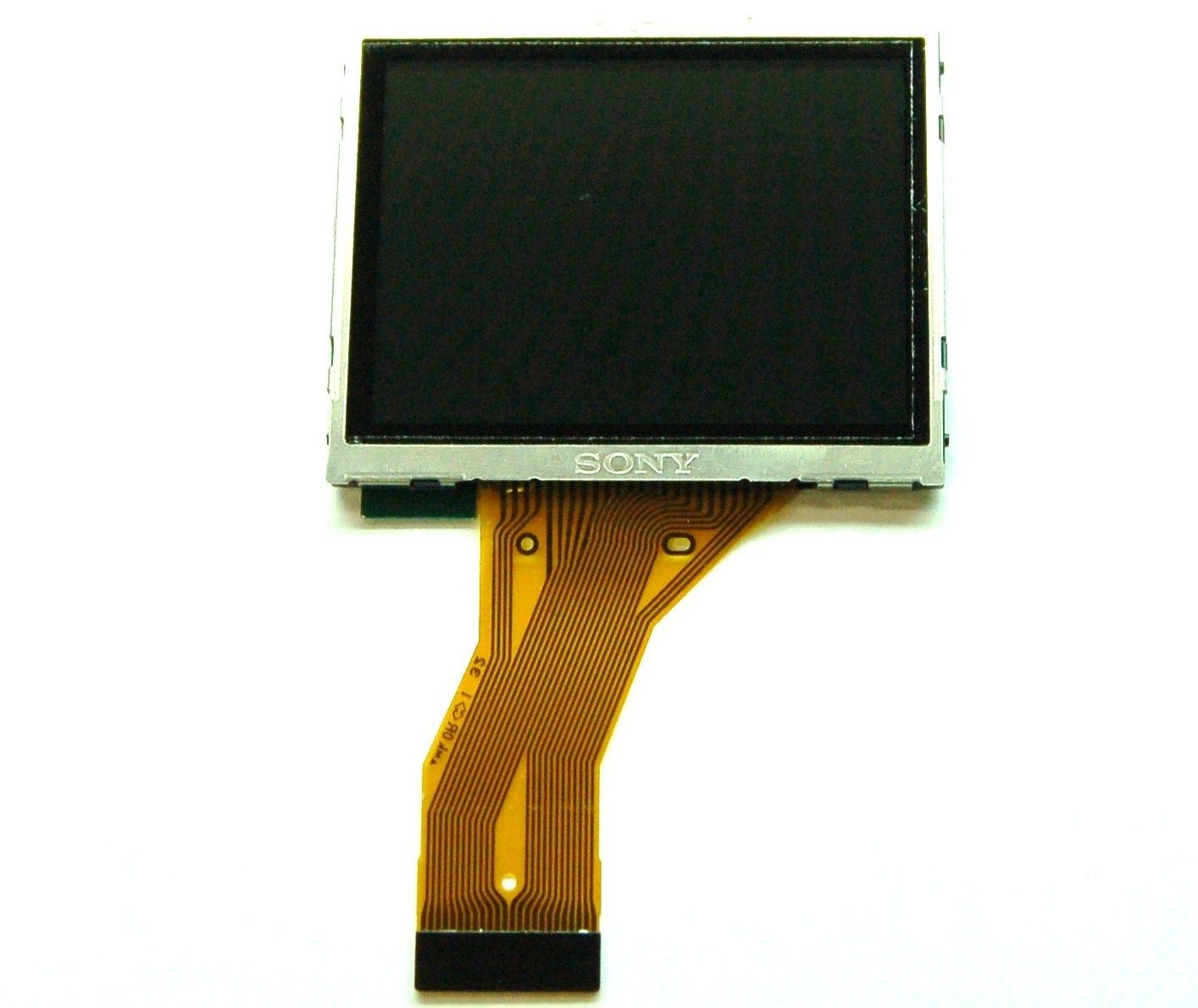 Generic Original New Replacement LCD Screen Display for Canon IXUS860 without Backlight