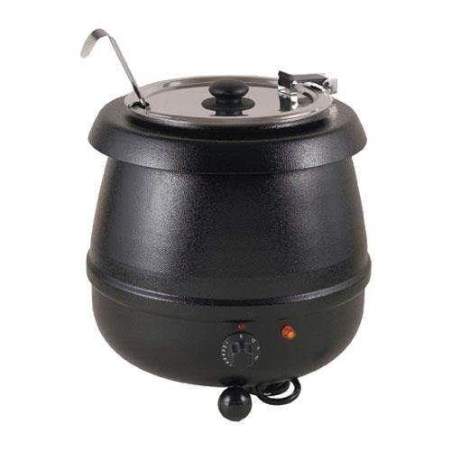ALFA Soup Warmer Kettle, 10-1/2 Quart