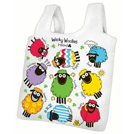 Wacky Woolies Fold Up Bag - Wacky Bags