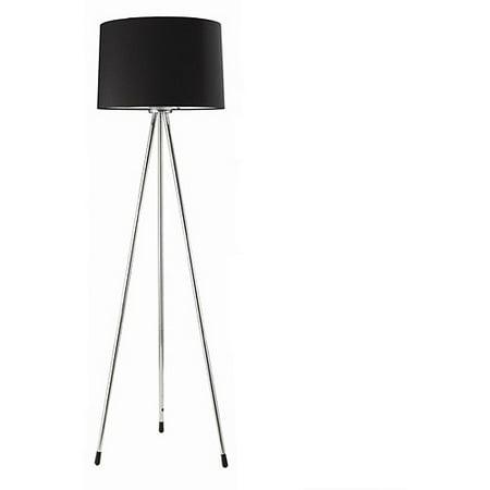 Ore international 3 leg floor lamp black walmart ore international 3 leg floor lamp black aloadofball Image collections