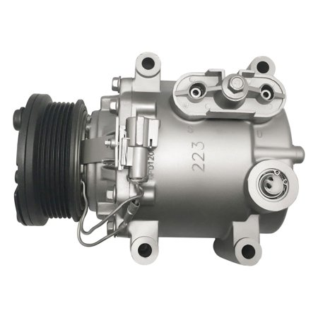 RYC Remanufactured AC Compressor and A/C Clutch GG549 Fits 2000, 2001, 2002, 2003, 2004, 2005, 2006 Lincoln LS (2004 Lincoln Navigator Air Suspension Compressor Location)