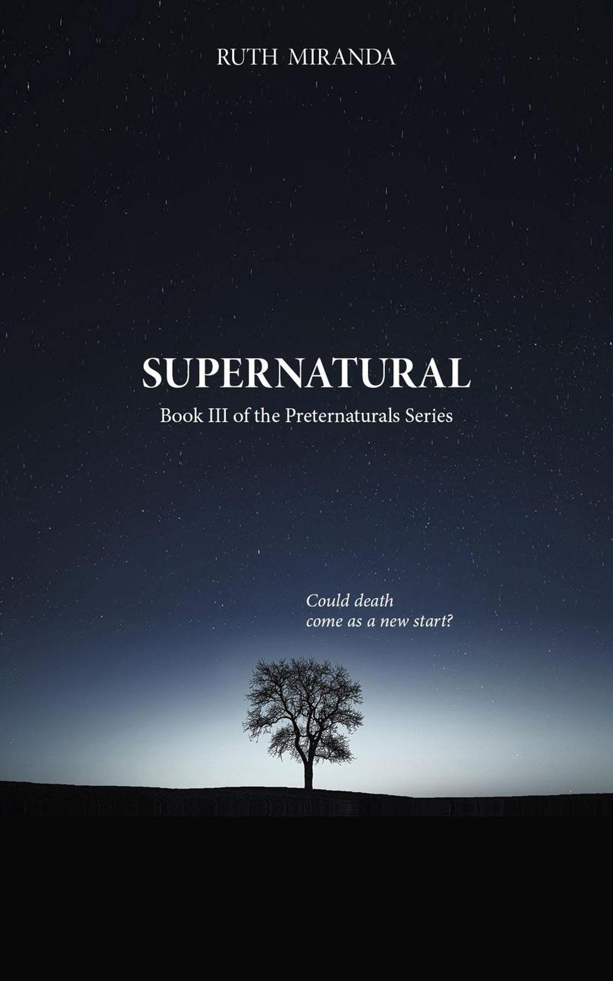 Supernatural Birth Book