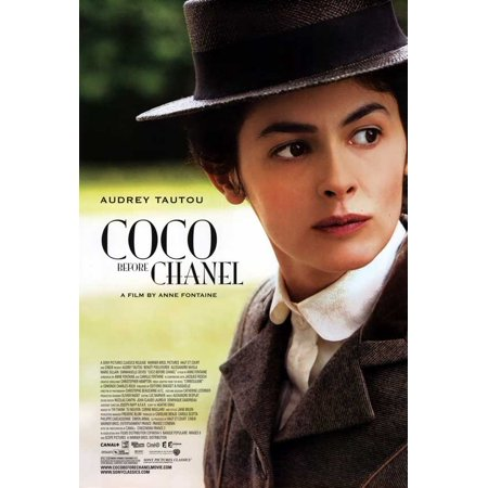 Coco Before Chanel  2009  11X17 Movie Poster