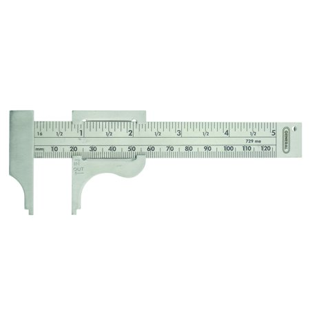 (General Tools 729ME 4-Inch Slide Caliper)