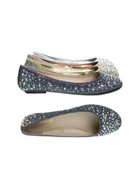6f0f0815b8c8d Gold Bamboo All Womens Shoes - Walmart.com