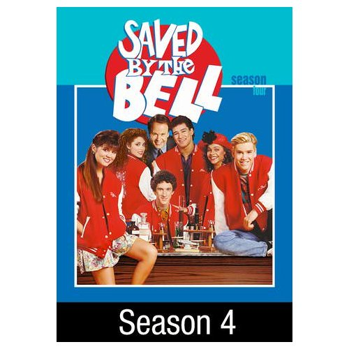 Saved By The Bell: Season 4 (1991)