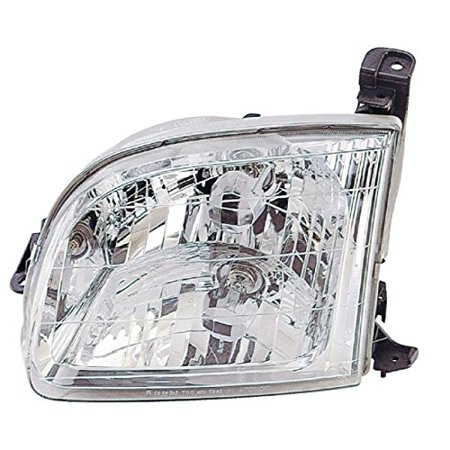 Headlight Eagle Eyes - 00-04 Toyota Tundra Head Lamp Assembly LEFT HAND / DRIVER SIDE (Exclude Double