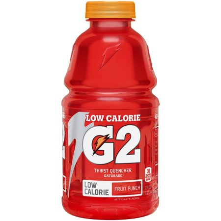 Gatorade® G2® Low Calorie Fruit Punch Thirst Quencher Sports Drink 32 fl. oz