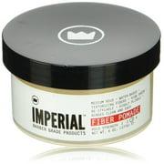 Imperial Barber Grade Products Fiber Hair Pomade for Men, 6 Oz