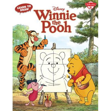 Learn to Draw Disney's Winnie the Pooh : Featuring Tigger, Eeyore, Piglet, and Other Favorite Characters of the Hundred Acre - Winnie The Pooh Tigger Halloween Costume