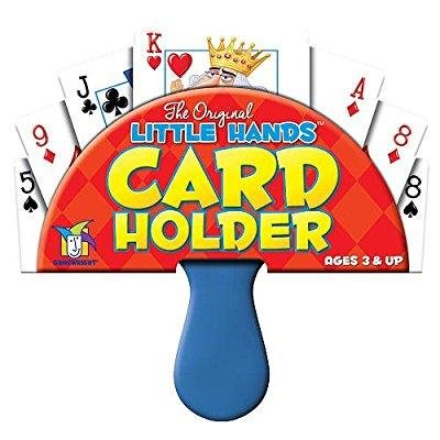 Gamewright Little Hands Playing Card Holder - Little Hands Playing Card Holder