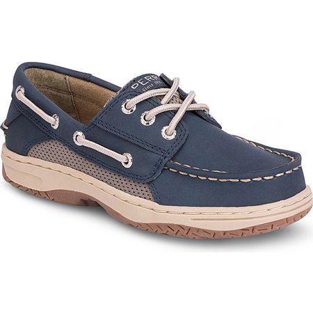 Sperry Top Sider Big Kids Billfish (Sperry Top Sider Boys Billfish Boat Shoes)