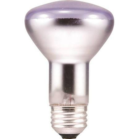 Sylvania 15677 Incandescent Lamp, 45 W, 120 V, R20, Medium Screw ,, 2000 hr