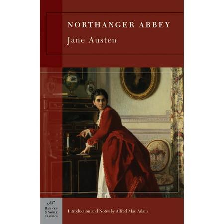Northanger Abbey  Barnes   Noble Classics Series