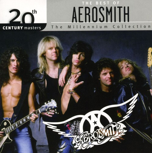 Aerosmith - 20th Century Masters: The Millennium Collection: The Best Of Aerosmith (CD)