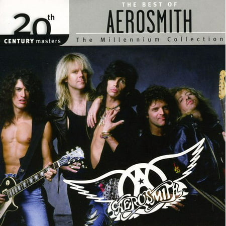 20th Century Masters: The Best of Aerosmith (CD) (Great Speeches Of The 20th Century Cd)