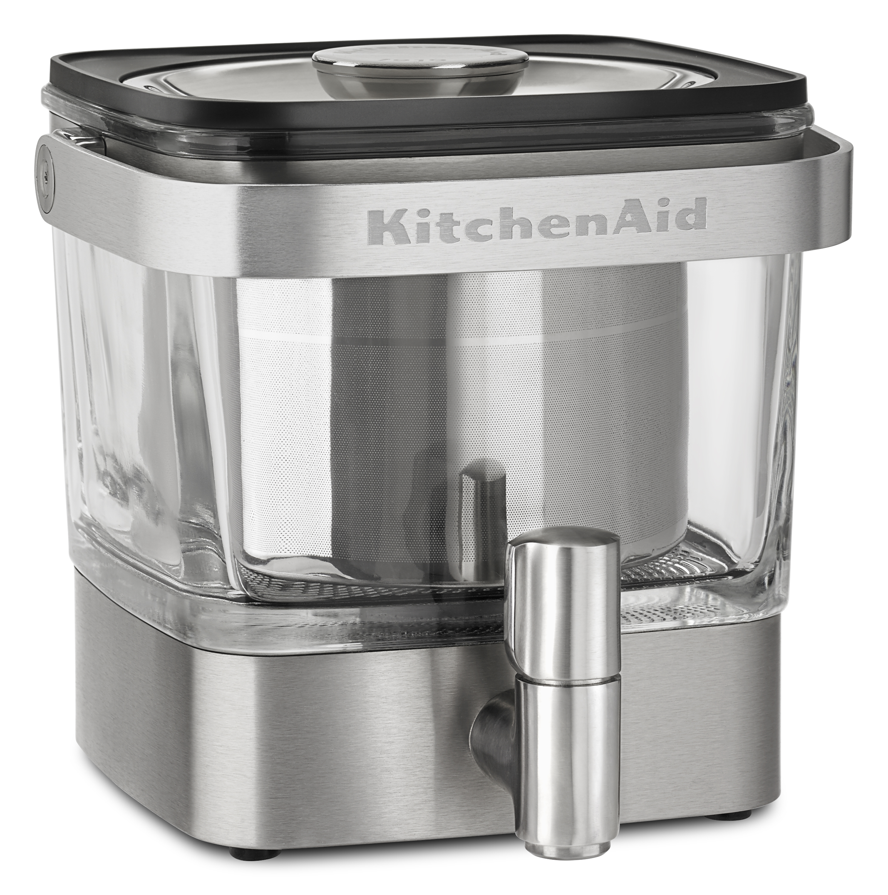 KitchenAid® Cold Brew Coffee Maker Brushed Stainless Steel (KCM4212SX)
