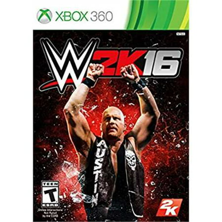 Cokem International Preown Wwe 2k16 X360