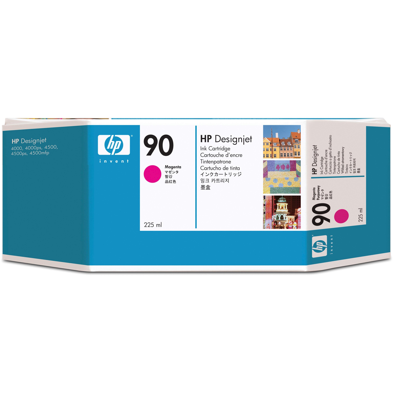 HP 90 Original Ink Cartridge - Single Pack, 1 Each (Quantity)