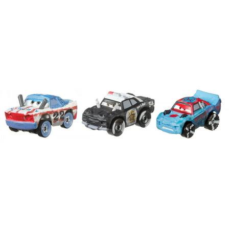 Disney/Pixar Cars Mini Racers Vehicle Derby Crash (Crash Pack)
