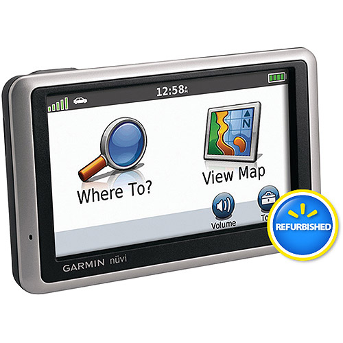GARMIN 010-N0782-26 Refurbished nuvi 1350T Travel Assistant