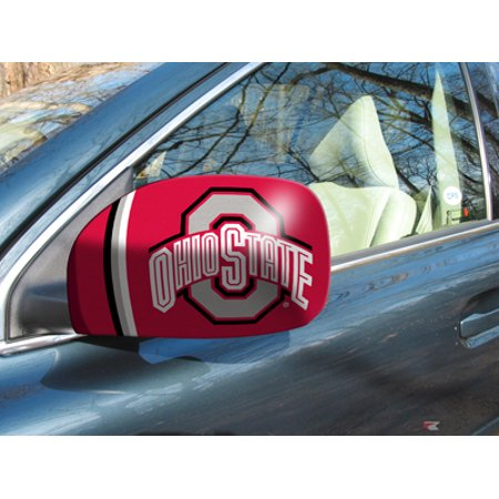 Fanmats Ohio State University Buckeyes Small Mirror Cover Fanmats Team Tiles