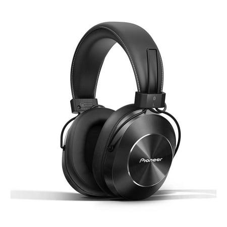 Pioneer SE-MS7BT-K-EDZ Bluetooth Over Ear Headphones (Pioneer In Ear Headphones)