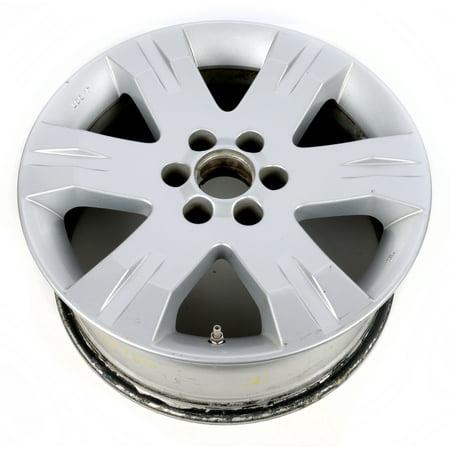 "2005-2007 Nissan Pathfinder 17 x 7-1/2"" Single Aluminum 6 Spoke Rim 40300EA610"
