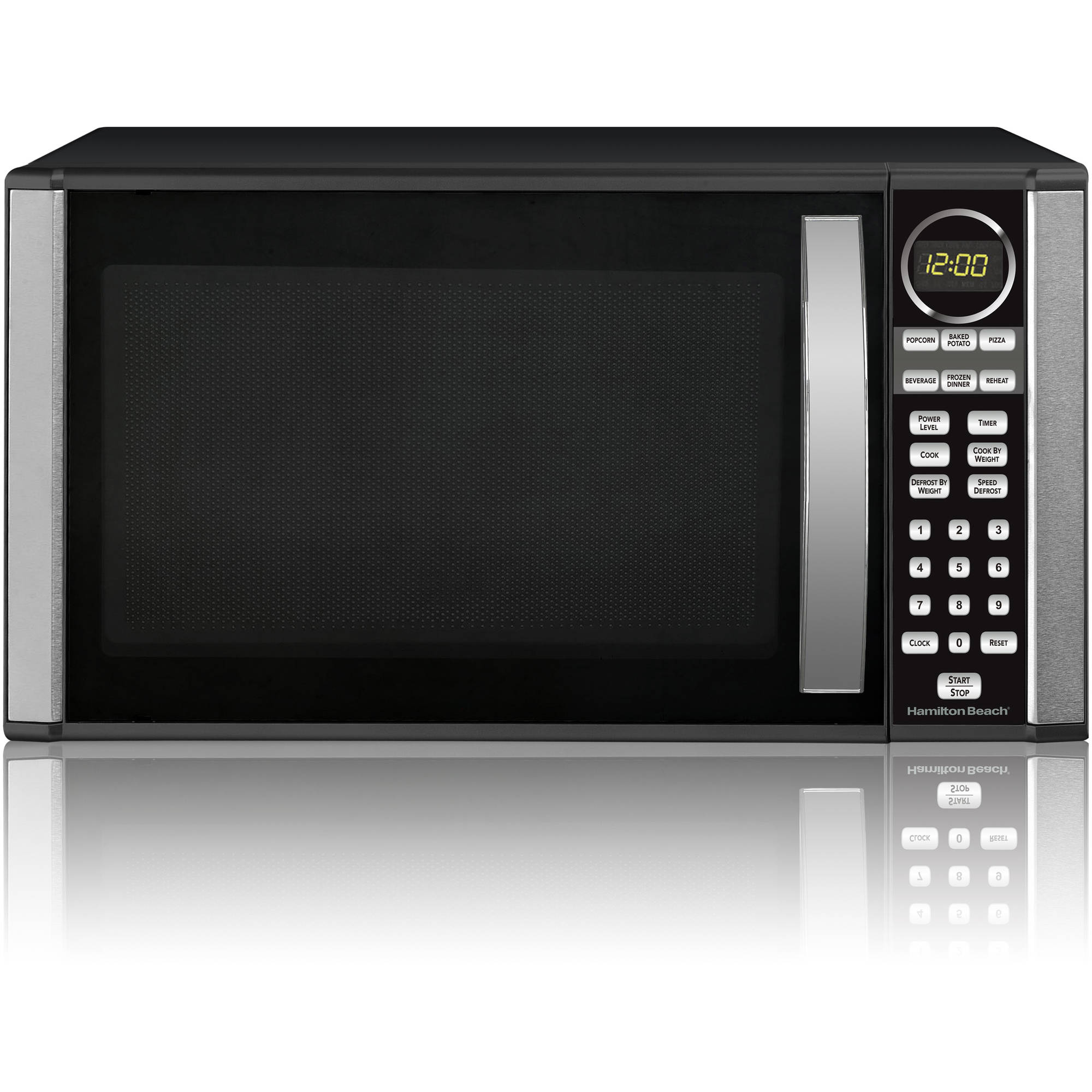 Hamilton Beach Microwave Oven ONLY $45.70 at Walmart (Reg $75)