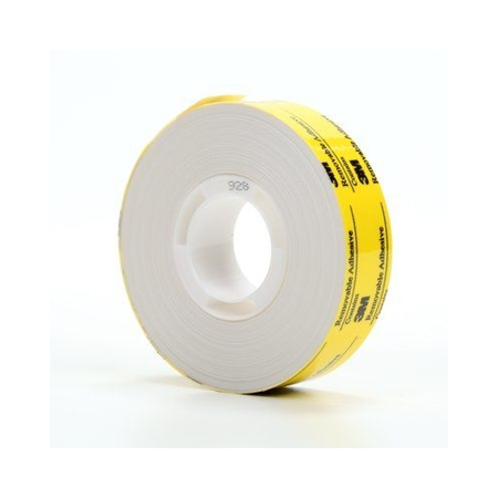 Adhesive Transfer Tape Repositionable 3M 928 3/4