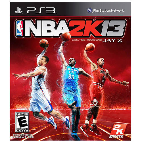 NBA 2k13 (PS3) - Pre-Owned
