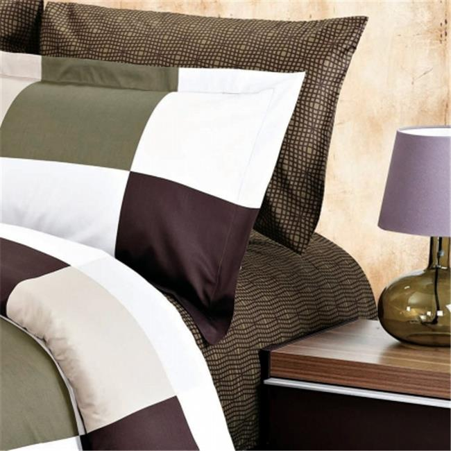 North Home Parbrownssqn 100 Percent Cotton Sheet Set, Queen
