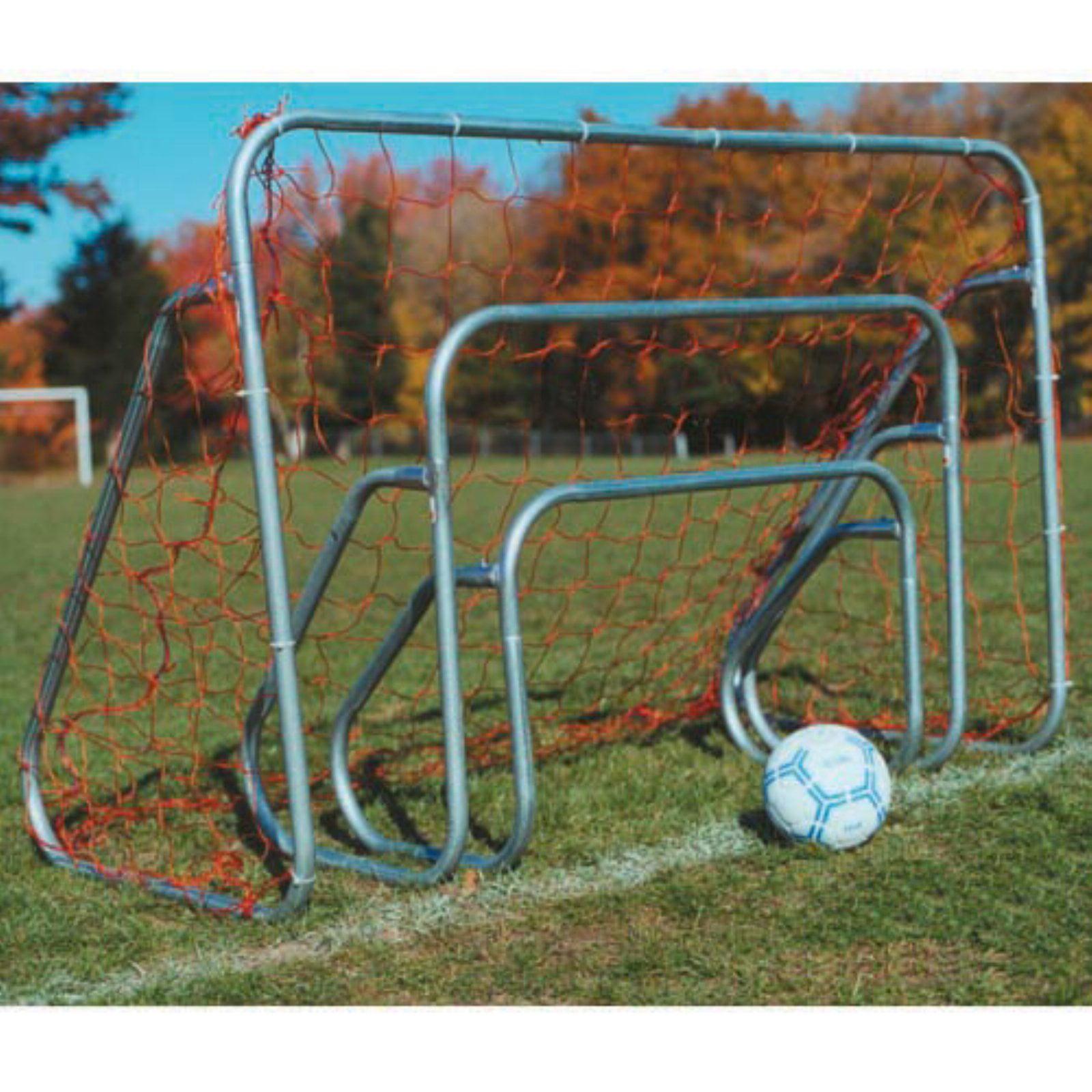 Goal Sporting Goods Small-Sided Steel Folding Soccer Goal