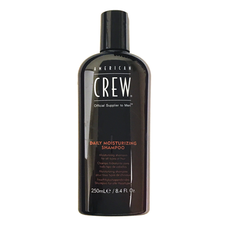 Moisturizing Black Hair - American Crew Daily Moisturizing Shampoo 8.4 Oz, For All Hair Types
