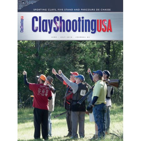 ClayShootingUSA Magazine - Journal 84 Jun/Jul 2016