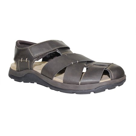 Closed Toe Fisherman Sandal - Wrangler Men's Fisherman Sandal