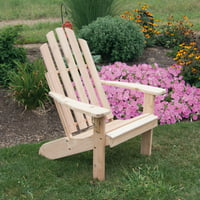 A & L Furniture Kennebunkport Western Red Cedar Adirondack Chair