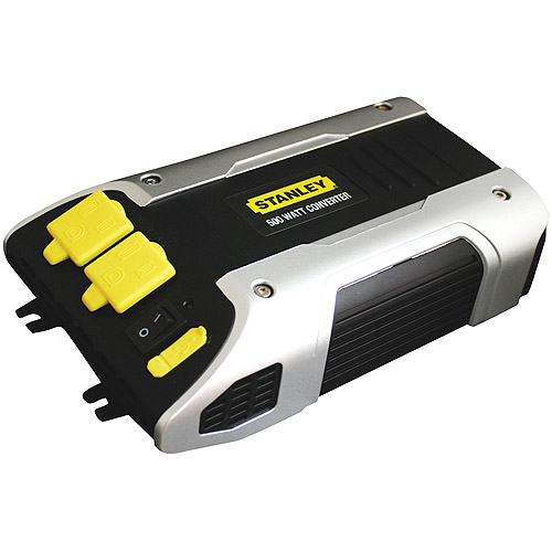 Stanley 500 Watt Power Inverter