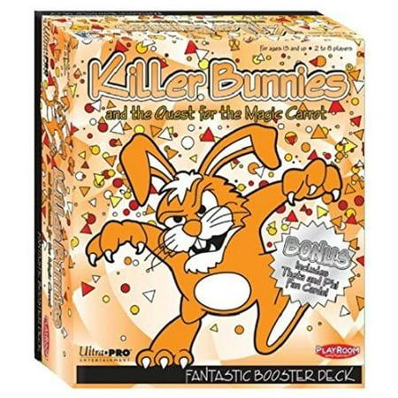 Killer Bunnies: Quest for theMagic Carrot - Fantastic Booster Deck