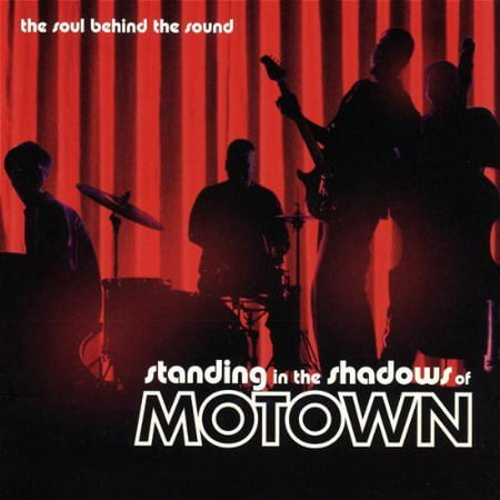 Standing in the Shadows of Motown Soundtrack (CD)