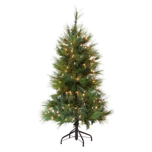 Sterling Inc. Cashmere Pine Feather Artificial Christmas Tree