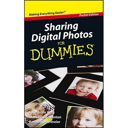 Sharing Digital Photos For Dummies, Pocket Edition - -