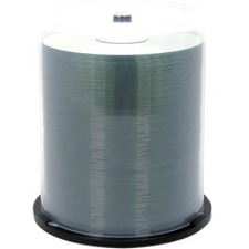 Verbatim CD-R 80 min/700MB 52x Shiny Silver Spindle, 100pk